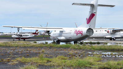 A picture of VHFVU - ATR 72500 - [0978] - © Jarrod Swanwick
