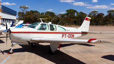 PT-DDN - Beechcraft E33A Bonanza - Private