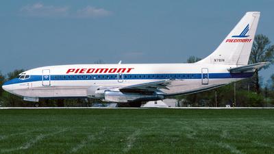 N781N - Boeing 737-201(Adv) - Piedmont Airlines