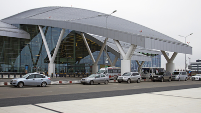 URRP - Airport - Terminal