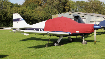 G-AXJH - Beagle B121 Pup - Private