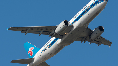 B-6652 - Airbus A320-232 - China Southern Airlines