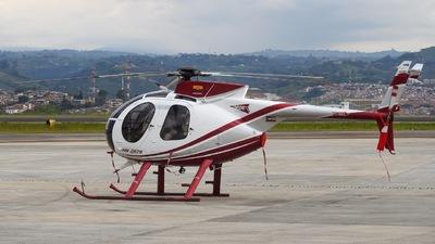 HK-2679 - Hughes 369D - SADI Colombia (Servicios Aereos de Ibague)