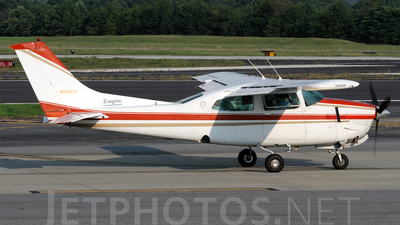 A picture of N543EM - Cessna T210N Turbo Centurion - [21063054] - © Agustin Anaya