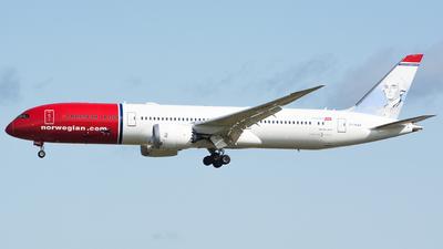 G-CKWA - Boeing 787-9 Dreamliner - Norwegian