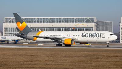 D-ABUD - Boeing 767-330(ER) - Condor
