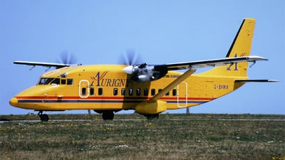 G-BVMX - Short 360-200 - Aurigny Air Services