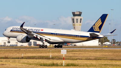 A picture of 9VSHA - Airbus A350941 - Singapore Airlines - © CATHAY246
