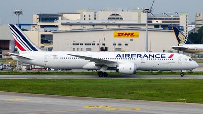 F-HRBH - Boeing 787-9 Dreamliner - Air France
