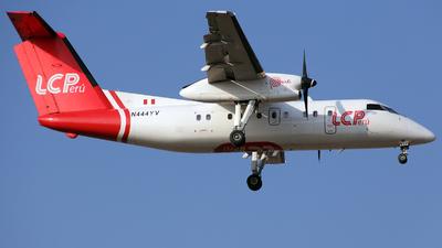 N444YV - Bombardier Dash 8-Q202 - LC Perú