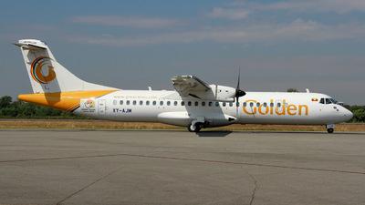 XY-AJM - ATR 72-212A(600) - Golden Myanmar Airlines