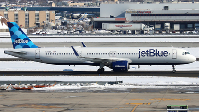 N2084J - Airbus A321-271NX - jetBlue Airways