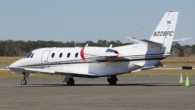 N228PC - Cessna 560 Citation Ultra - Private