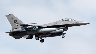 86-0362 - Lockheed Martin F-16C Fighting Falcon - United States - US Air Force (USAF)