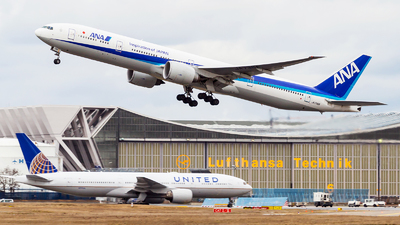 JA736A - Boeing 777-381ER - All Nippon Airways (ANA)