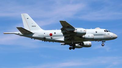 5502 - Kawasaki P-1 - Japan - Maritime Self Defence Force (JMSDF)