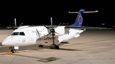 D-COSA - Dornier Do-328-110 - Team Lufthansa (Cirrus Airlines)