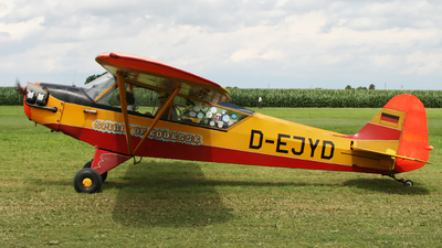D-EJYD - Piper J-3C-65 Cub - Private