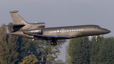 OY-FWO - Dassault Falcon 7X - Private
