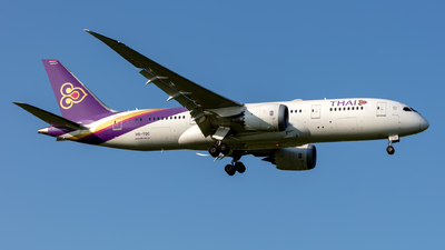 HS-TQC - Boeing 787-8 Dreamliner - Thai Airways International
