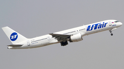 VP-BAS - Boeing 757-28A - UTair Aviation