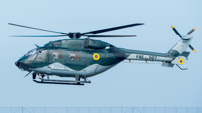 FAE-607 - Hindustan Aeronautics ALH Dhruv - Ecuador - Air Force