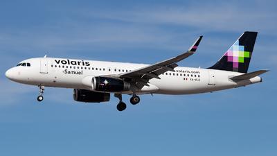 XA-VLD - Airbus A320-233 - Volaris