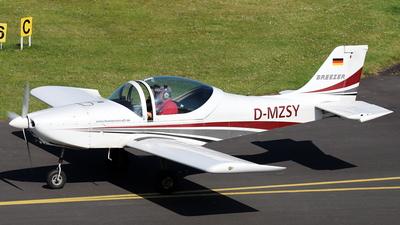 D-MZSY - Breezer B400 - Private