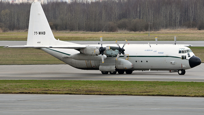 A picture of 7TWHD - Lockheed C130H30 Hercules -  - © Luba Ostrovskaya