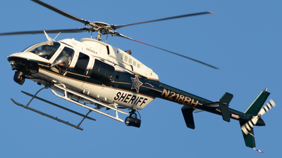 N218BH - Bell 407 - United States - Osceola County Sheriff, Florida