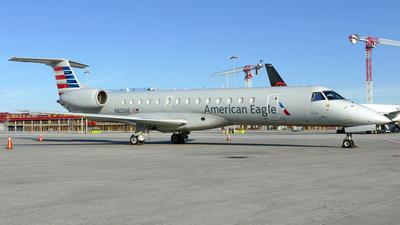A picture of N823AE - Embraer ERJ140LR - [145582] - © Craig L Baldwin