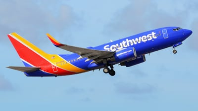 A picture of N564WN - Boeing 73773V - Southwest Airlines - © Nito