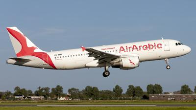 A picture of CNNMH - Airbus A320214 - Air Arabia - © Kris Van Craenenbroeck