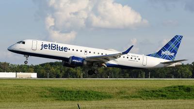 N292JB - Embraer 190-100IGW - jetBlue Airways