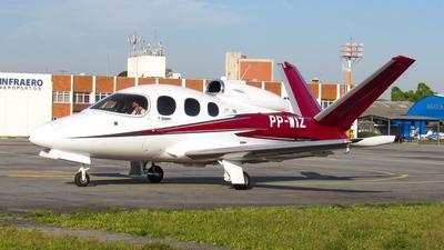 PP-WIZ - Cirrus Vision SF50 G2 - Private