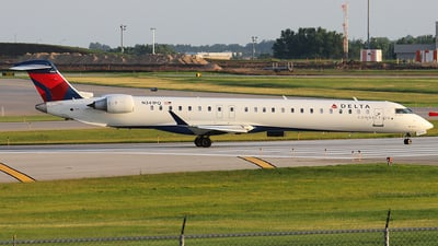 N341PQ - Bombardier CRJ-900LR - Delta Connection (Endeavor Air)