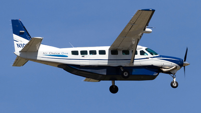 N107KA - Cessna 208B Grand Caravan - Air Choice One
