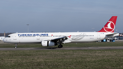 A picture of TCJMI - Airbus A321231 - Turkish Airlines - © spottingfabi