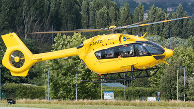 I-AHTD - Airbus Helicopters H145 - Babcock Italia