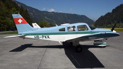 A picture of HBPKK - Piper PA28181 - [288690012] - © Mirko Bleuer