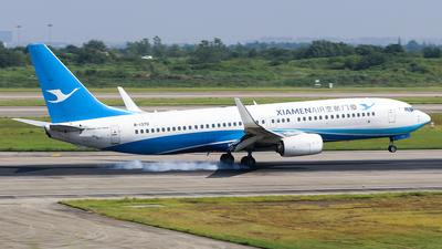 B-1370 - Boeing 737-85C - Xiamen Airlines