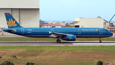 VN-A362 - Airbus A321-231 - Vietnam Airlines
