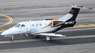 A picture of PRSPJ - Embraer Phenom 100 - [50000076] - © Thiago Almeida Denz
