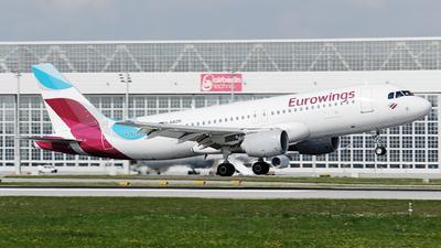 D-ABZK - Airbus A320-216 - Eurowings