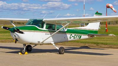 C-GYYM - Cessna 172M Skyhawk - Adventure Aviation