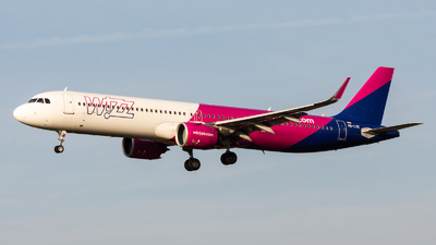 A picture of HALVE - Airbus A321271NX - Wizz Air - © Fryderyk Kastelnik/ Fred Aviation