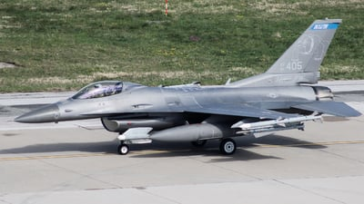 91-0405 - Lockheed Martin F-16C Fighting Falcon - United States - US Air Force (USAF)