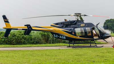 S2-AGB - Bell 407GX - Private