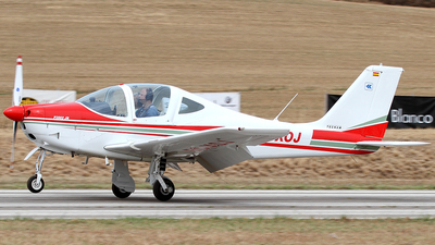EC-XOJ - Tecnam P2002JR Sierrra - Private