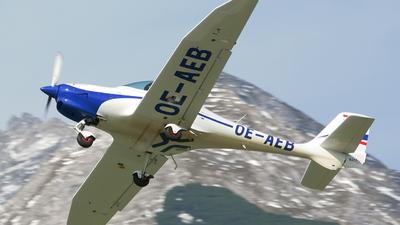 OE-AEB - Aquila A211GX - Flugsportzentrum Tirol